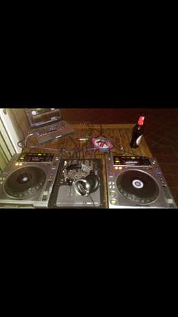 Club DeeJay with turntables for Hire friendly prices Kangemi - image 3