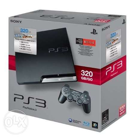 Ps3 slim 320 multiman NEW PRAND