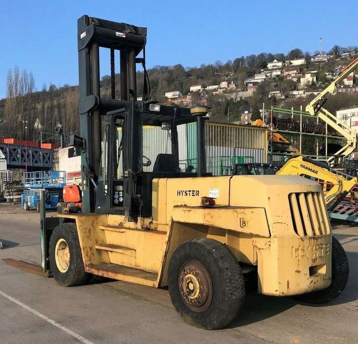 Hyster h13.00xl - 1991 - image 2
