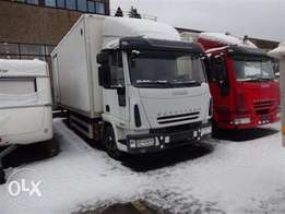 Iveco Eurocargo 75e18 Soon Expected 4x2 Manual Box - For Import