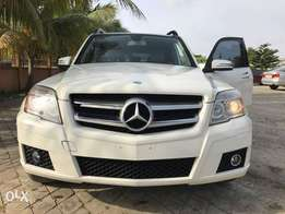 Tokunbo Mercedes-Benz GLK 350, 2010 model