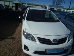 2011 Corolla Quest Professional 6 speed