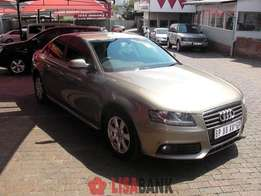 Audi A4 1.8 T Ambition Multitronic