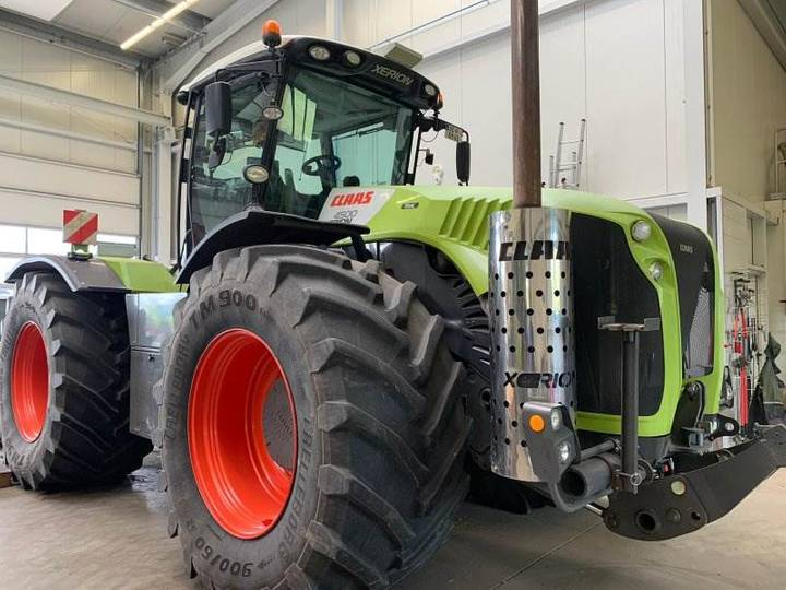 Claas Xerion 4500 Trac - 2013