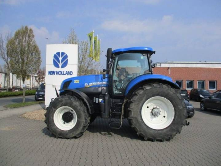 New Holland t7.220 autocommand - 2015
