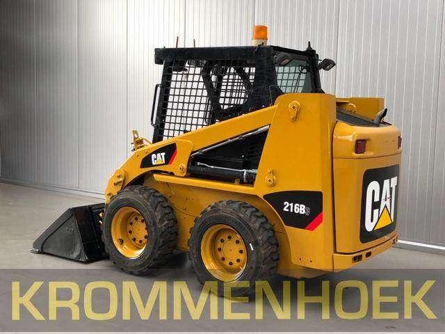 Caterpillar 216 B3 - 2014 - image 2
