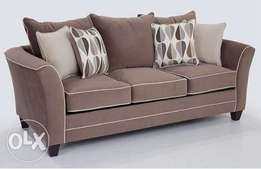 [LargeLife Furniture] Clockwise Series Fabric Sofa set ( 3+2+1+1)