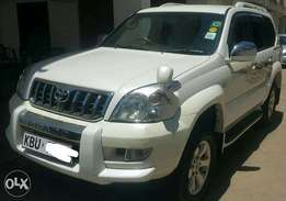 Toyota Prado land cruiser 120 series