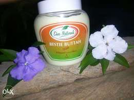 Raw Shea and Cocoa hair and body butter