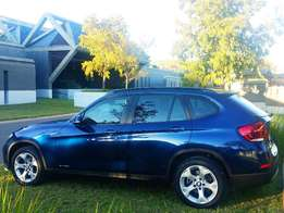 BMW X1 (Almost Brand New)