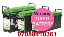 Scrap Batteries in Wuse Abuja