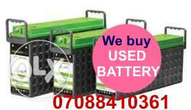 Scrap Batteries in Wuse Abuja Wuse 2 - image 1