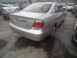 tokunbo 2005 camry accident free