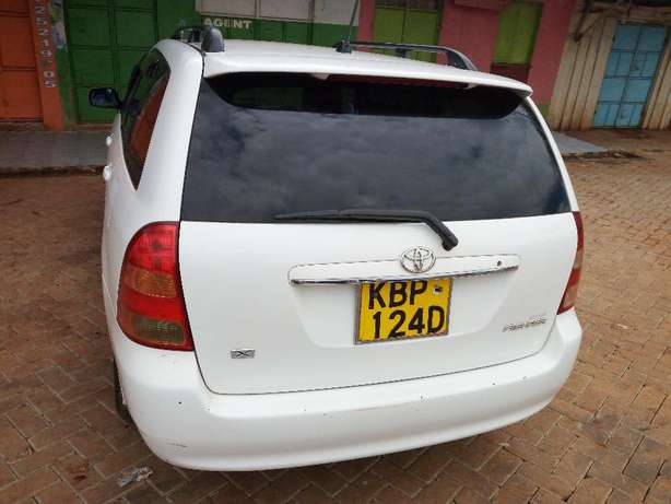 Very Clean 2004 Toyota Fielder For sale Naromoru - image 3