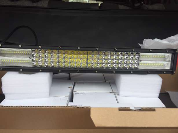 22inches Quad row led bars 384w Kilimani - image 1