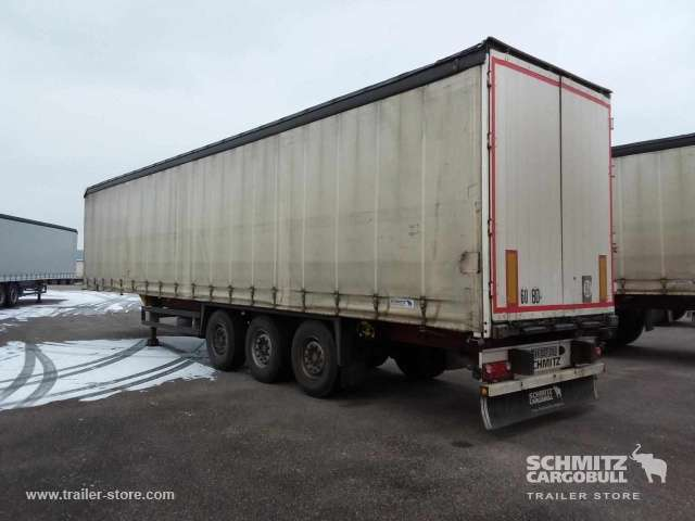 Schmitz Cargobull Semitrailer Rideaux Coulissant porte-bobines - 2008 - image 2
