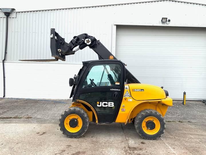 JCB 520-40 - 2017 - image 3