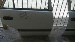 Toyota corolla AE100/AE111 right rear door for sale...