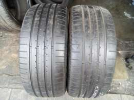 225/50/17 GOODYEAR Runflat tyres for sell