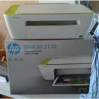prime Offers Brand New Hp 2130 printers. color printer. 3 in 1