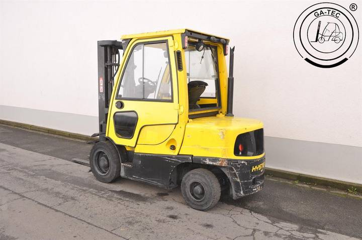 Hyster H3.5FT - 2007 - image 3