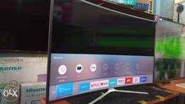 52inches Samsung Smart curve series 6 digital