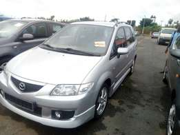 Mazda Premacy Sport version