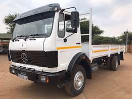 Merc 1213 Dropside (Mercedes Benz)