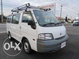 Nissan VANETTE diesel auto, fully loaded, finance terms accepted