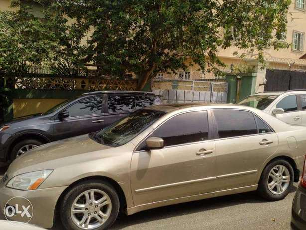 Registered Honda Acoord EXL. For Sale at affordable Price Lagos Mainland - image 1