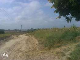 2 acres 2nd row near mombasa road branch off near slaughter