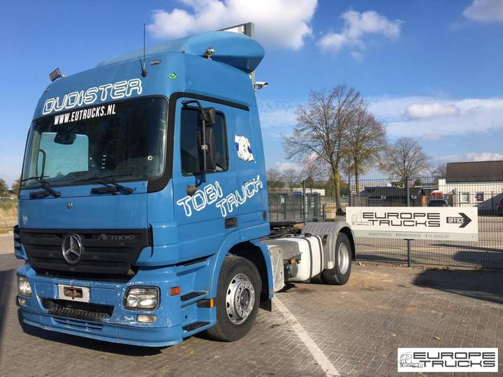 Mercedes-Benz Actros 1844 Steel/Air - F04 cab - Manual gearbox - 2004