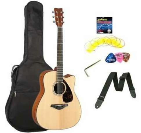 Accoustic box guitar Ojo - image 1