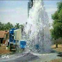 Borehole drilling at 6,000 per meter