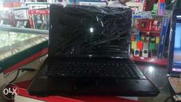 Clean laptop HP Compaq 610 with 4gb ram