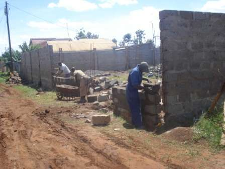 Freehold 80 by 60 Feet Plot for Sale at Kibo Ruiru with title Deed. Allsops - image 2