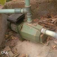 1HP used surface pump