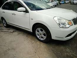 2010 Nissan Bluebird Silphy fully loaded