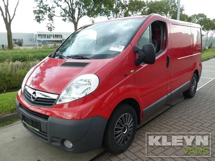 Opel VIVARO 2.0 CDTI L1H1 werkpl.inr., airco, - 2014