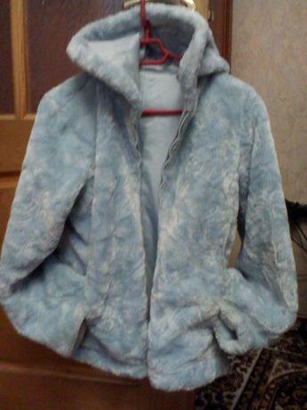 54aca508b0298 Курточка двухсторонняя: 250 грн. - Одежда для девочек Харьков на Olx