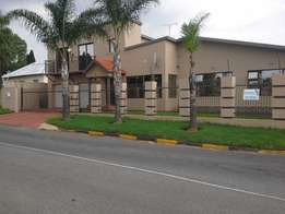 A lovely doubl story home for sale in Roodepoort