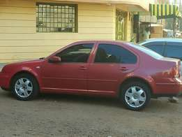 Selling VW JETTA 2002 model 1.6 Petrol