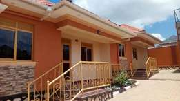 Chronological 2 bedroom house for rent in Seeta at 250k