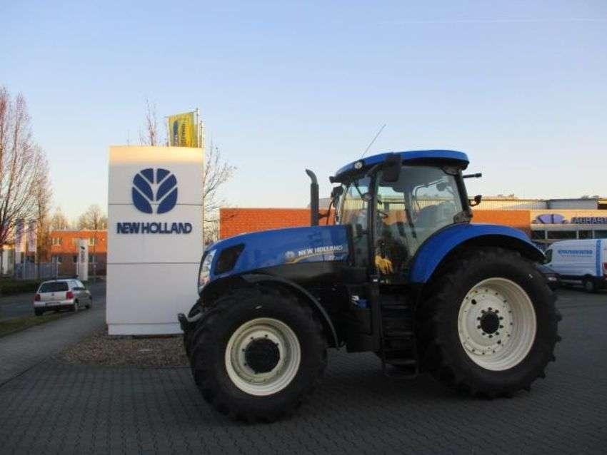 New Holland T7.220 Powercommand - 2015