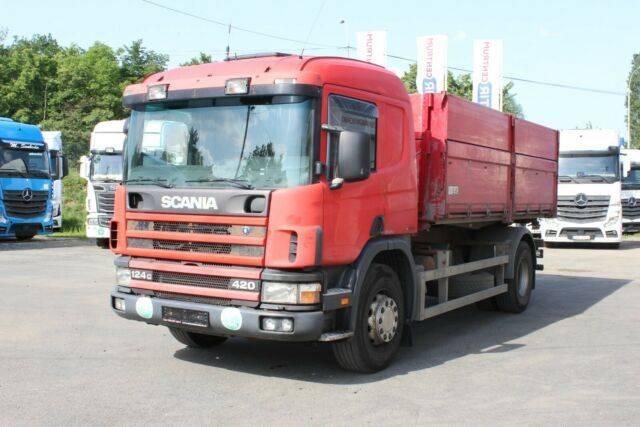 Scania DC 12 01 - 2002
