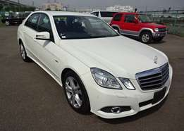 2010 Mercedes Benz E350 Bluetec