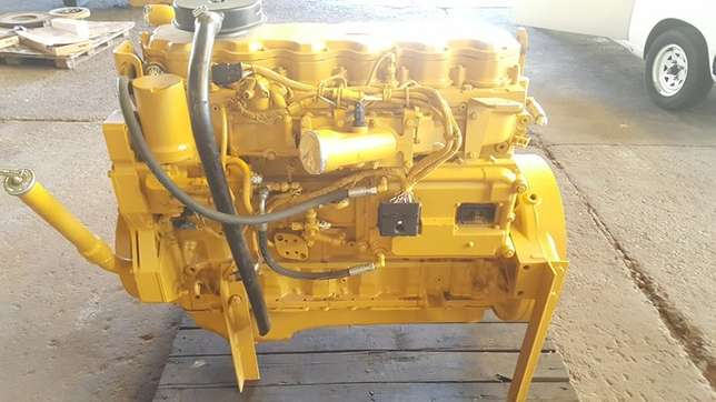 CAT 3126B industrial engine. 1 x Engine full overhauled and Dyno tes Alberton - image 4