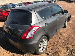 Suzuki Swift Stripping For Spares