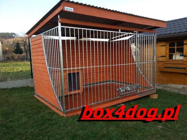 6fd4b4e0b04f78 Kojec 3x2 Klatka dla psa Poznań Chartowo • OLX.pl