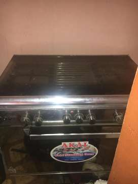 ecac14f64e7 Four Burner Gas Cooker With Oven in Nigeria